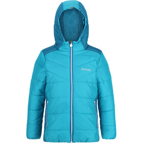 Regatta Lofthouse IV Quilted Jacket Kids freshwater blue/dark methyl